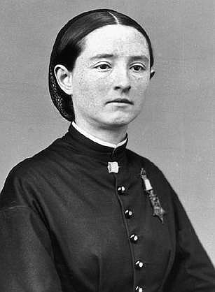 Dr. Mary Edwards Walker, M.D.