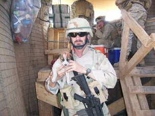 Jim in Iraq